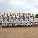 浦添中学校野球部